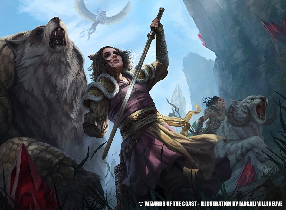 Why Jeskai Winota Will Dominate The New Pioneer