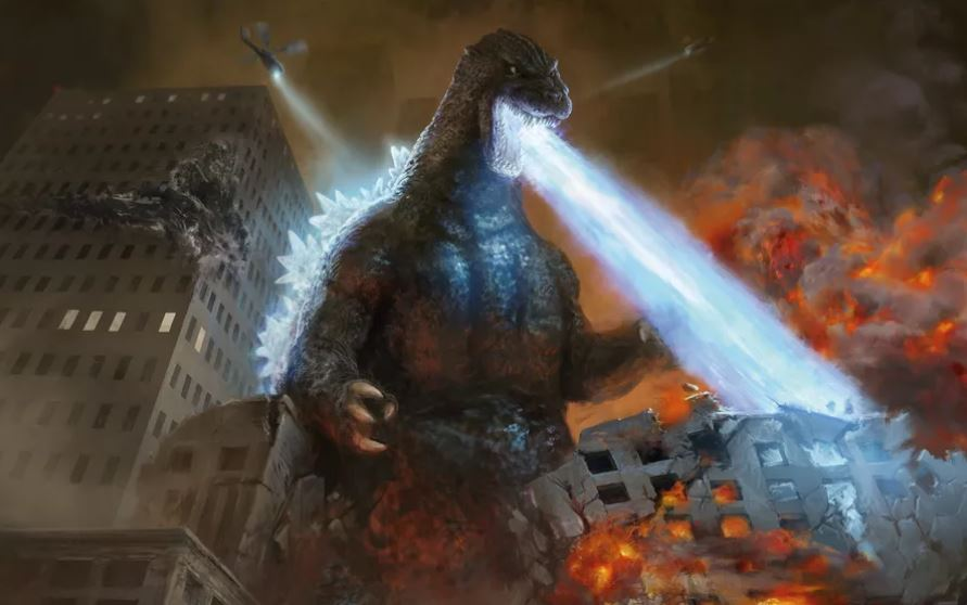 Are The Godzilla Series Monster Cards The Coolest Crossovers Magic Has Ever Done?