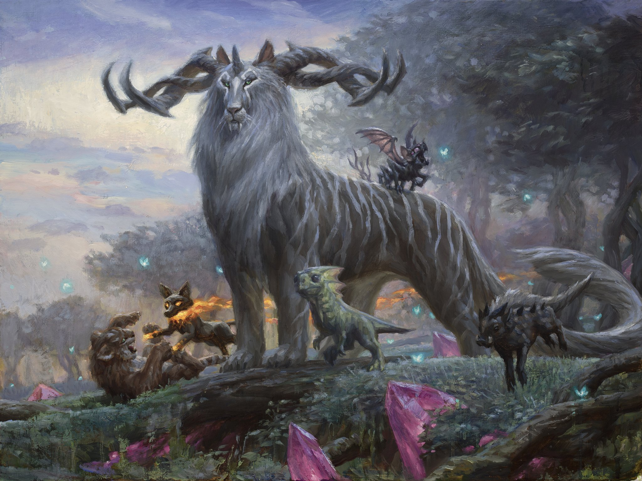 How To Build Around Kaheera, Lord Of The Misfit Creature Type