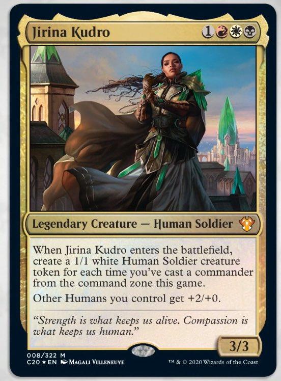 MtG Magic The Gathering Commander 2020 Common Cards x1