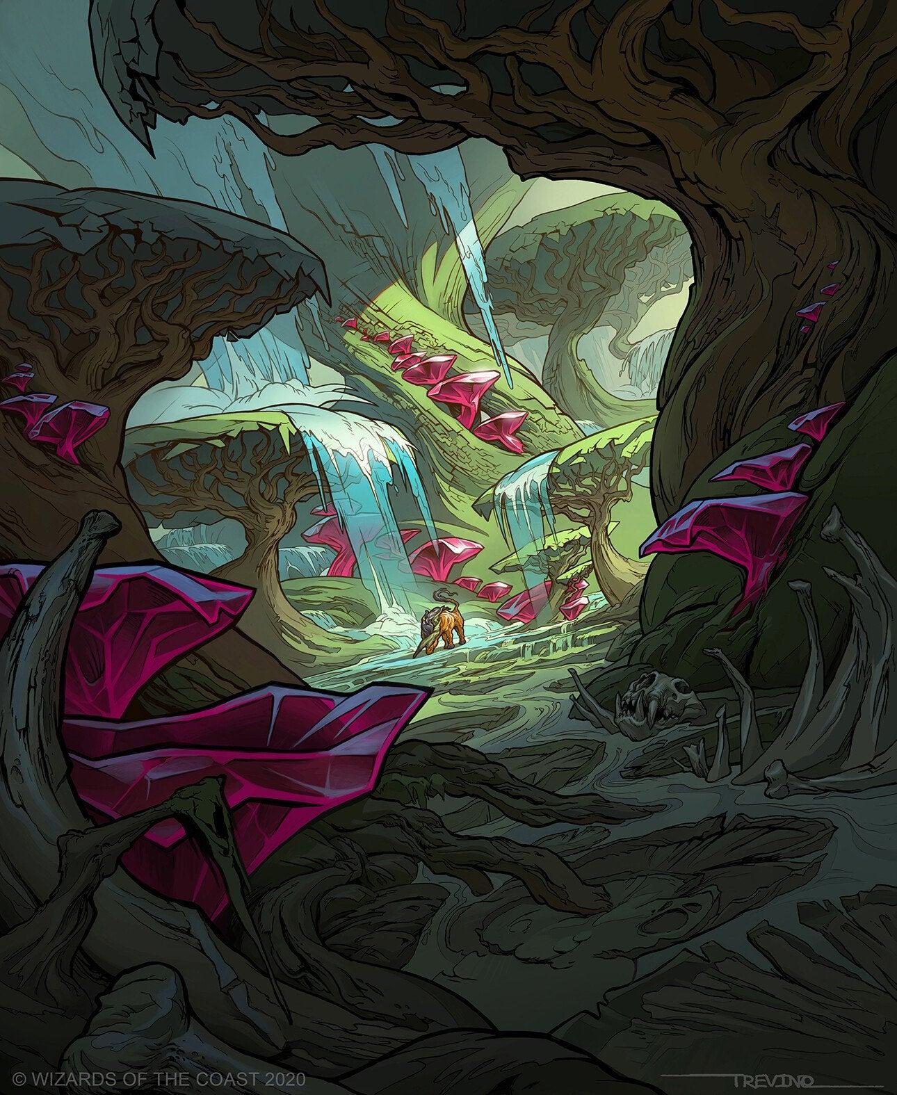 Lair of behemoths ikoria 4 porcuparrot