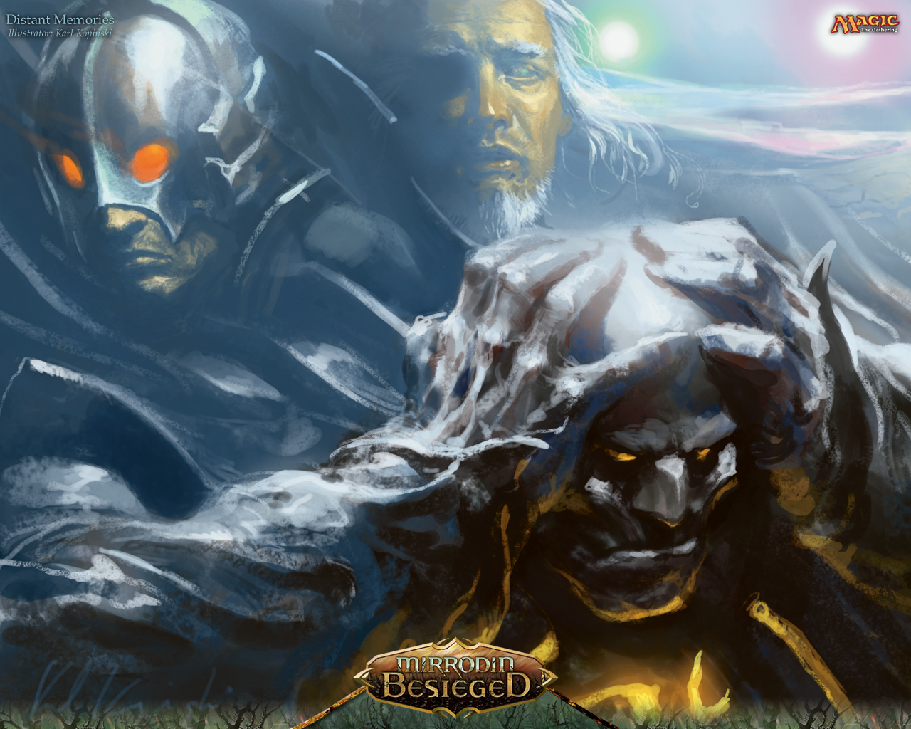 Distant Memories Temporarily Banned In Four Formats On Magic Online