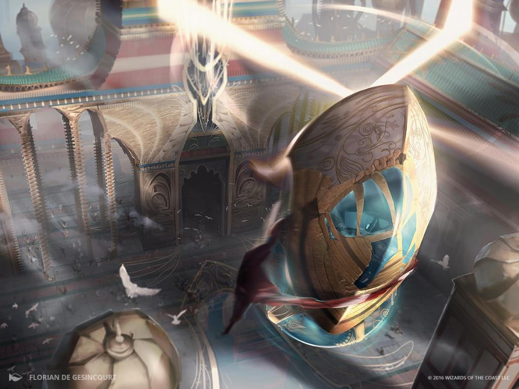 My Strange Road To Lurrus Orzhov Copter In Modern