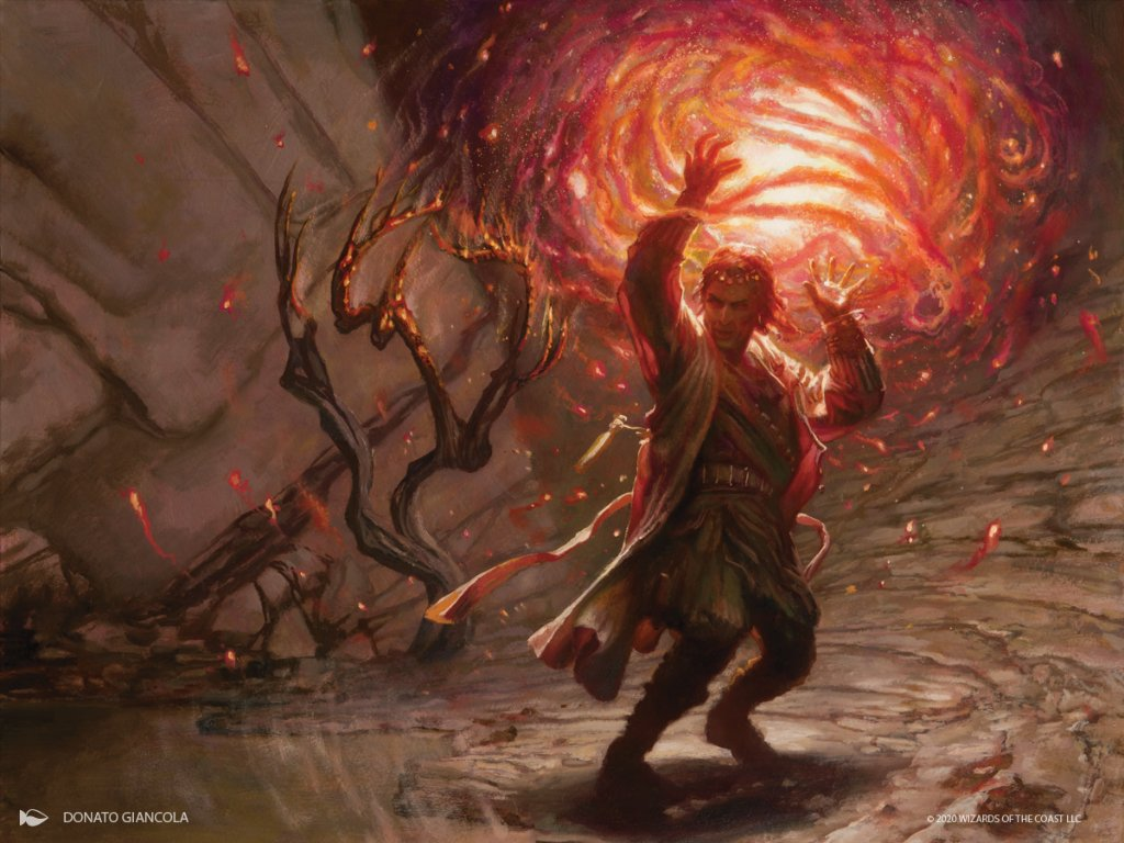 A First Look Into Core Set 2021 Limited Archetypes