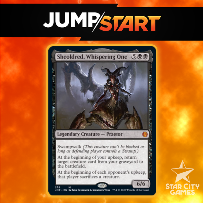 Weekly MTG Previews Jumpstart Unicorns And Phyrexians