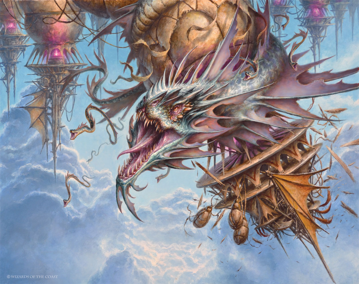 Commander Top 10: Xyris, The Writhing Storm!