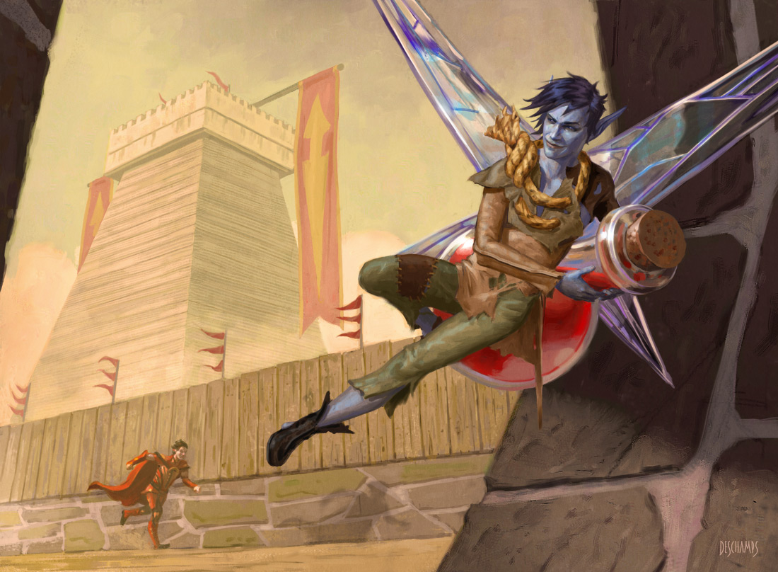 Five-Color Cascade Will Go Down In History As One Of Modern's Most Broken Decks