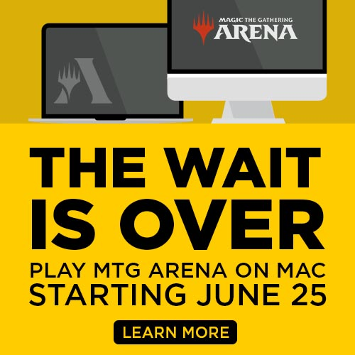MTG Arena Gets Release Date For macOS