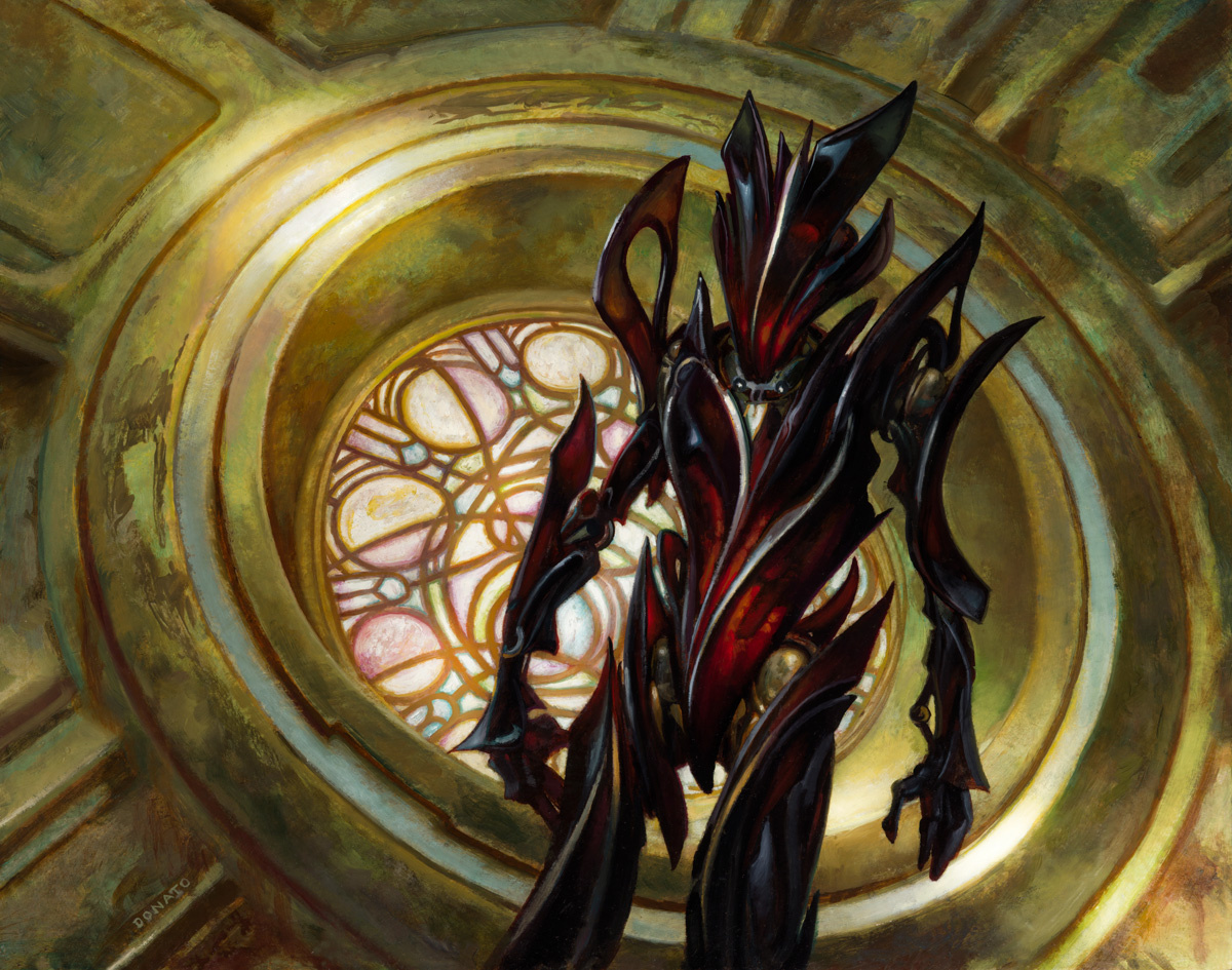 Solemn Simulacrum Highlights A Bright Future For Bant Control In Core Set 2021 Standard