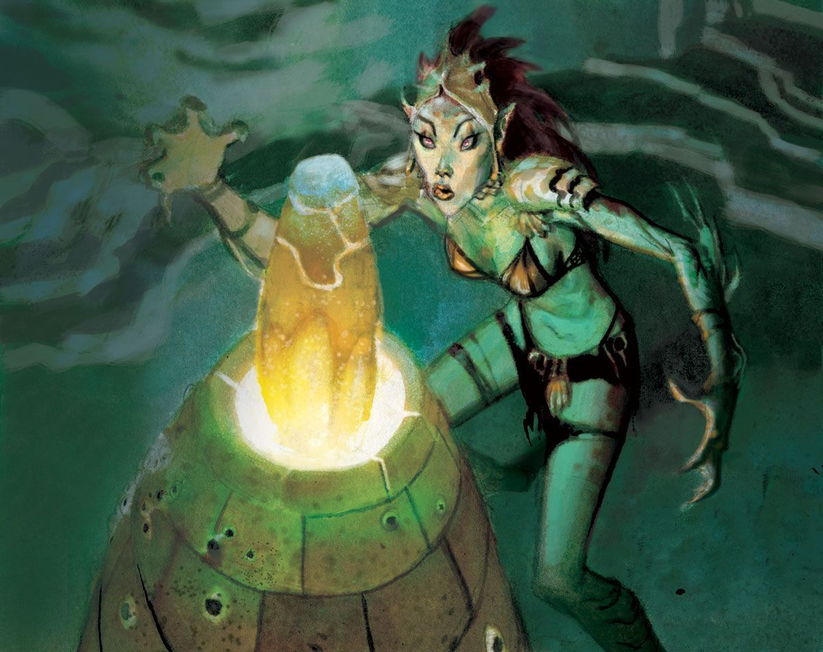 Other People's Commander Decks: David McDarby's We Did This To Ourselves
