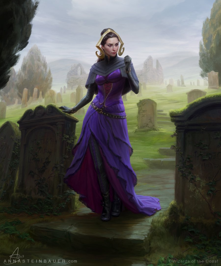 Liliana, Waker Of The Dead Is A Unique Puzzle Worth Solving