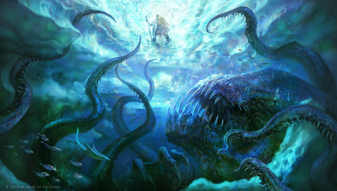 Dark Depths And Friends Make Their Presence Known In Double Masters