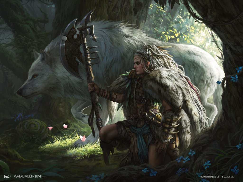 Commander Top 10: Neyith Of The Dire Hunt