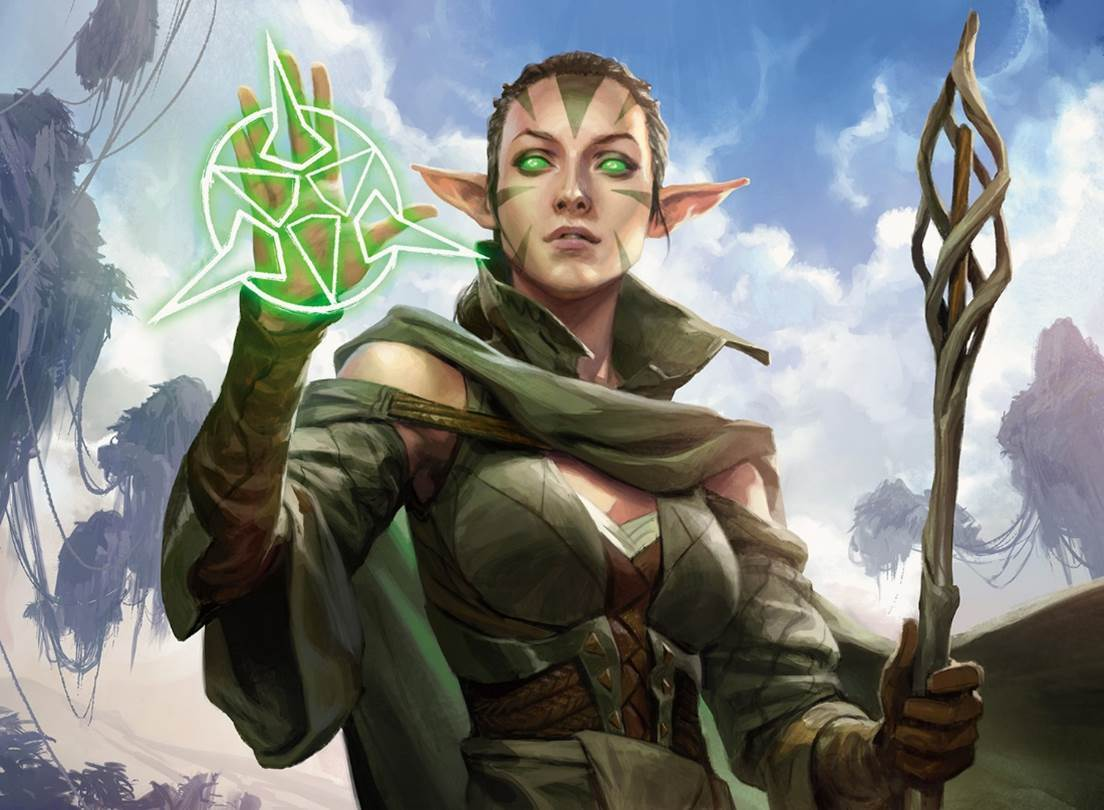 Oath Of Nissa Is Unbanned In Pioneer. Let's Get To Work.