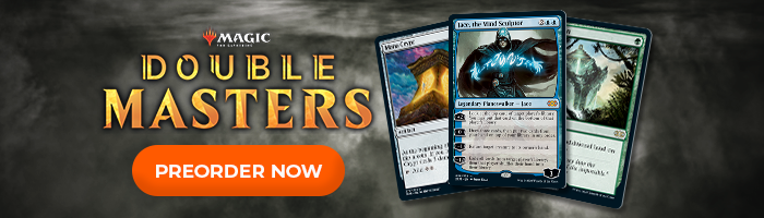 Stream reveals last mythic rares in Double Masters as well as set full card image gallery live.