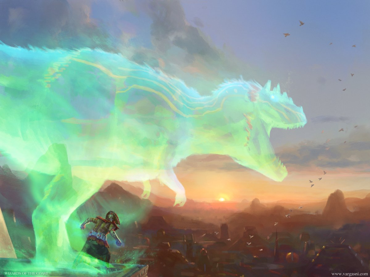 Best Articles Of 2021 Mono Green Aggro Is The Best Aggro Deck In Core Set 2021 Standard