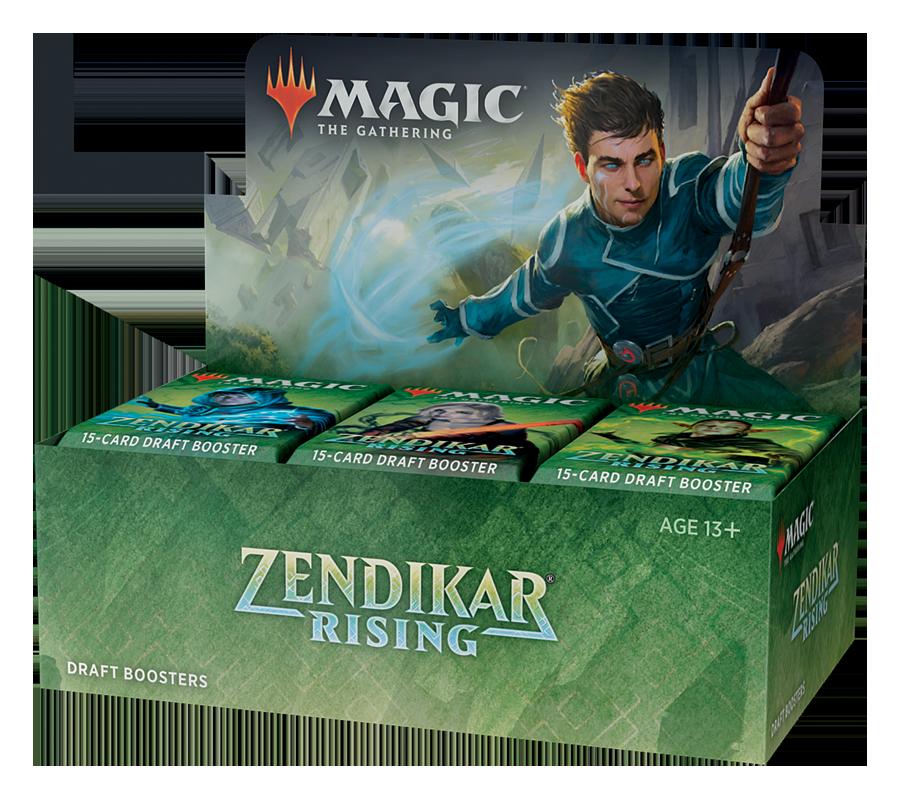 Zendikar Rising Mechanics Have Arrived
