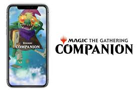 MTG Companion App Gets New Features And Improvements