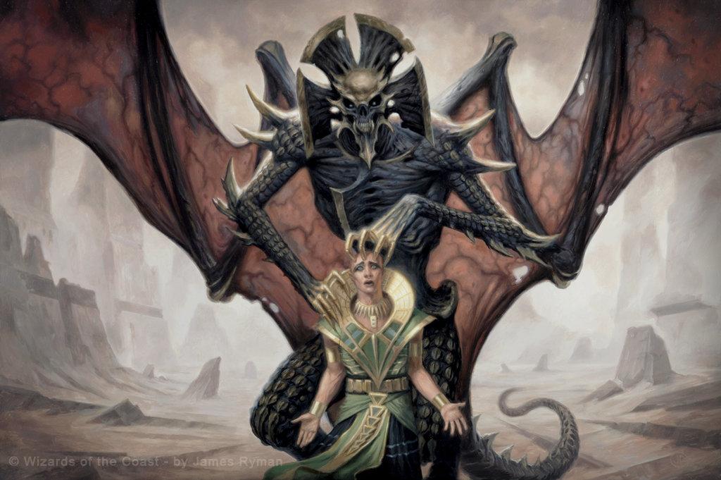 All Black Cards In Amonkhet Remastered Revealed