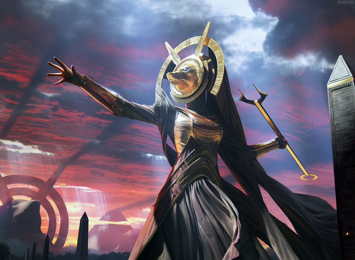 Amonkhet Remastered Coming To MTG Arena August 13