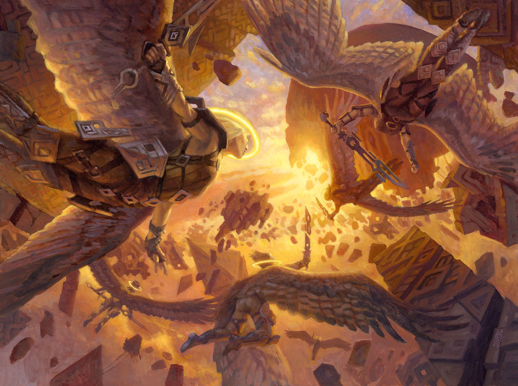 Is Emeria's Call The Best Of The Five Mythic Modal DFCs For Zendikar Rising Standard?