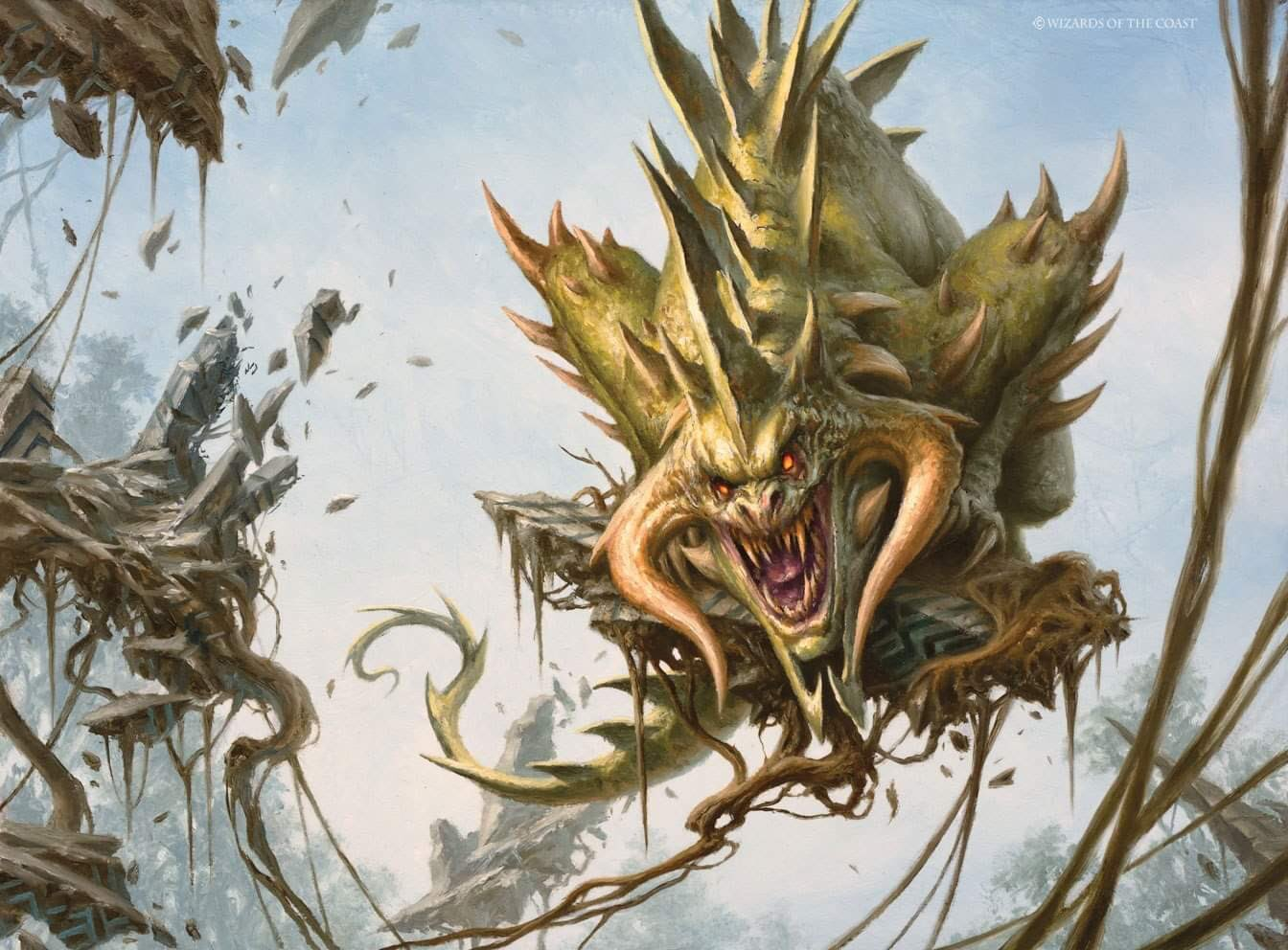 Wanna Know The Secret To Drafting Green in Zendikar Rising?