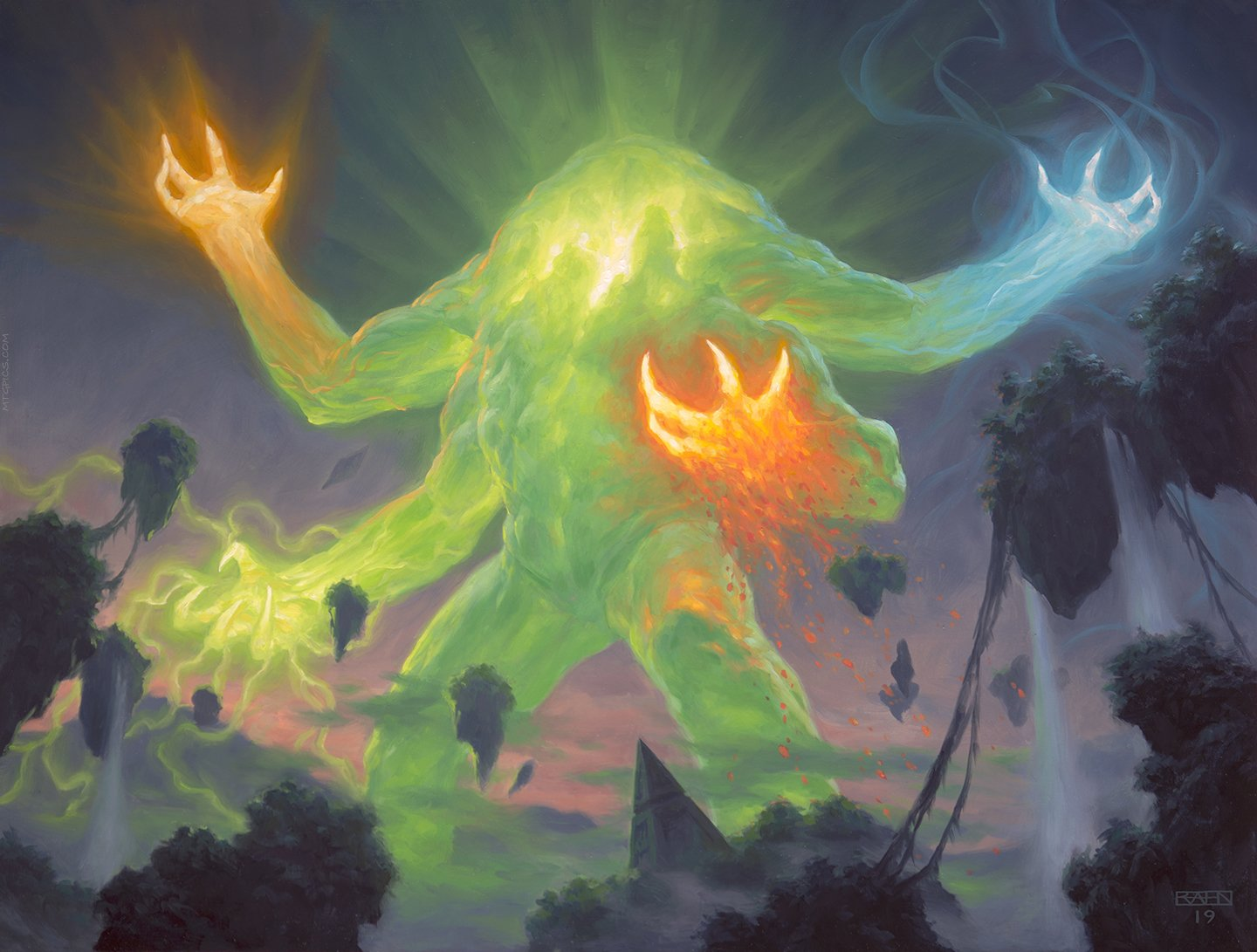 Is Omnath, Locus Of Creation Prepared To Dominate Pioneer?