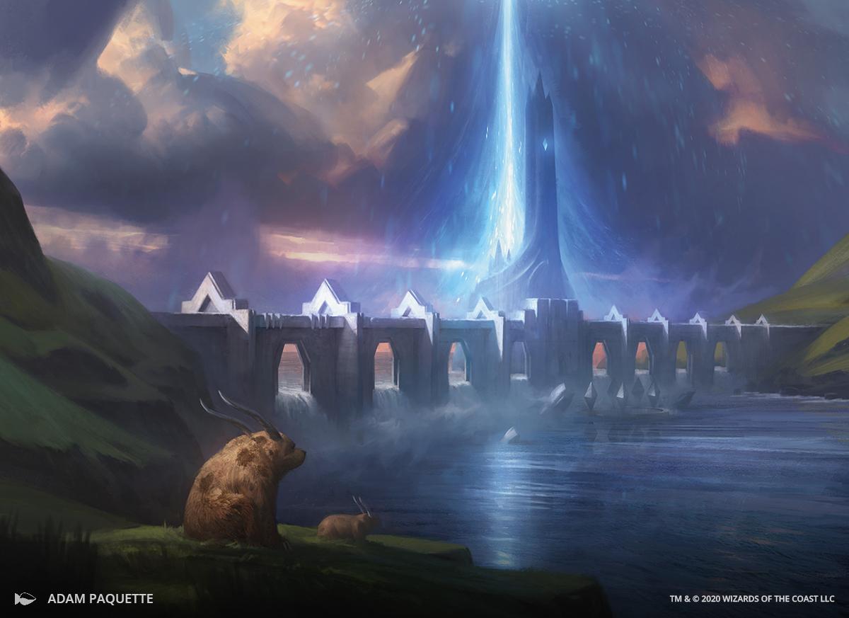 All Zendikar Rising Borderless Lands Revealed
