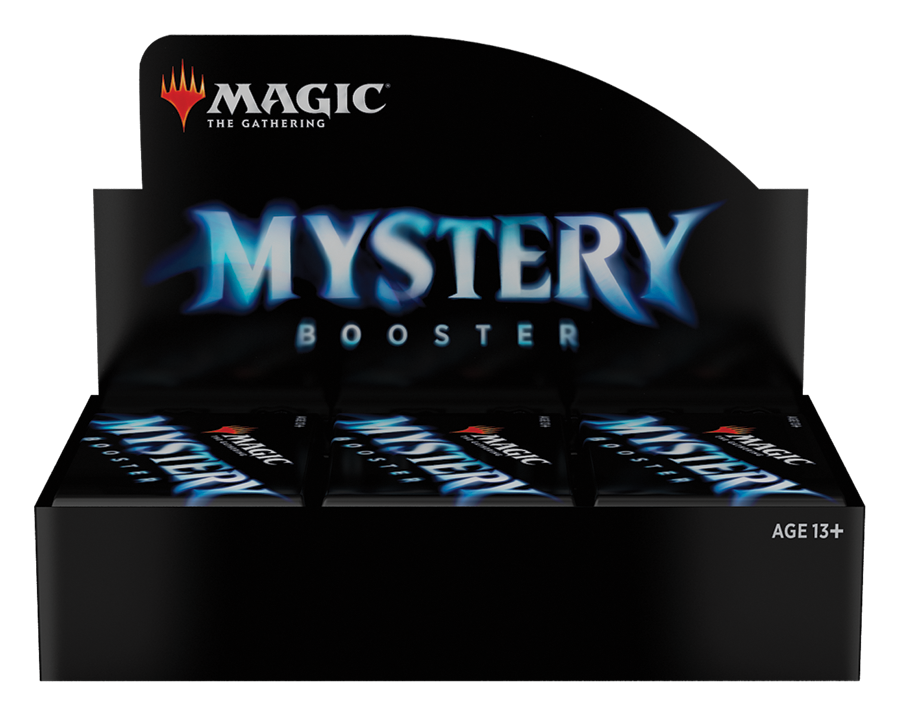 Mystery Booster Drafts Return To Magic Online
