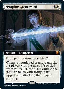 New Orzhov Legendary Angel Mythic Equipment Arrive In Commander Legends Scg Articles In this article, i will be looking at an unusual pair: new orzhov legendary angel mythic