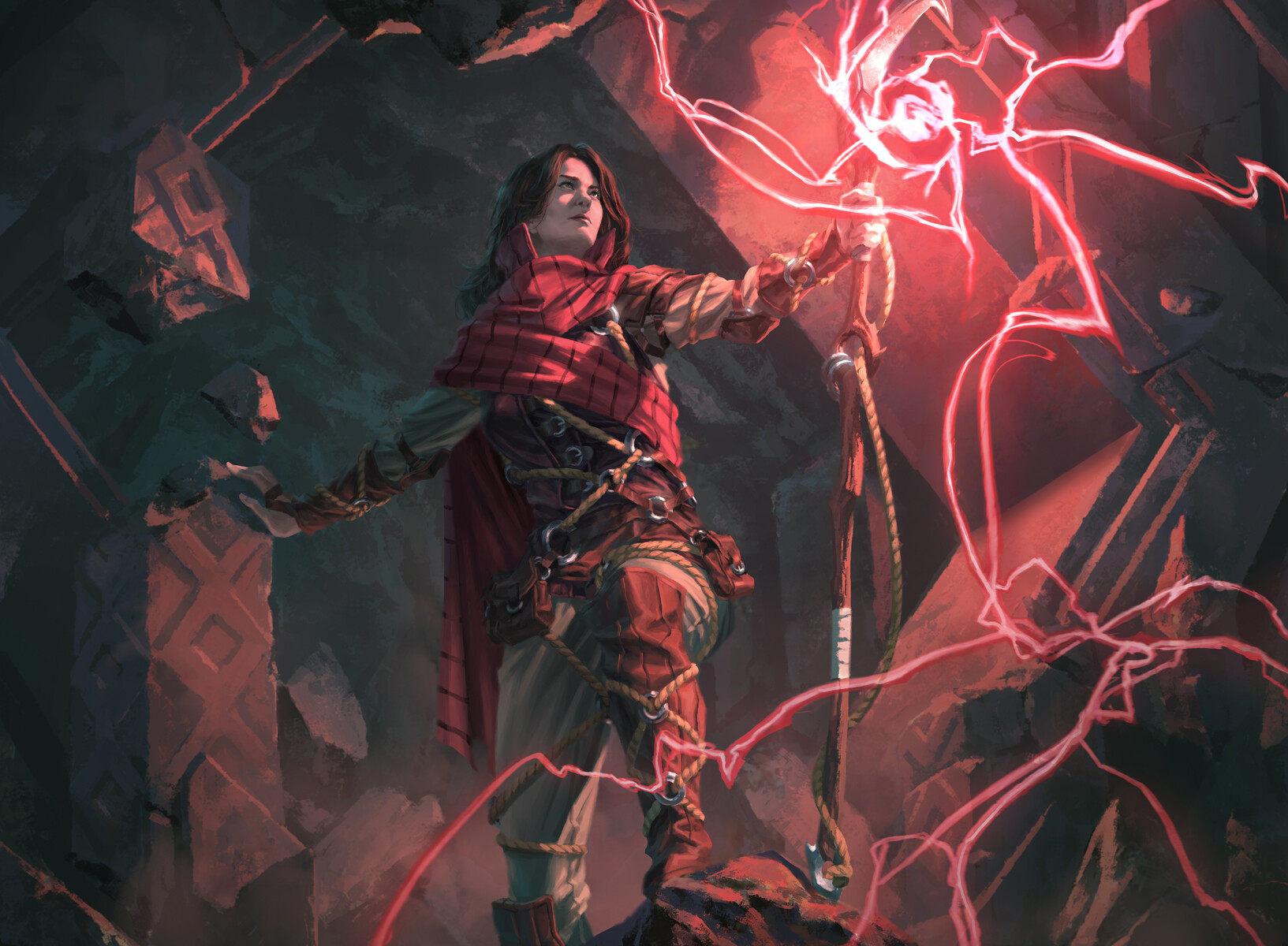 Red Is Much Better Than You Think In Zendikar Rising Draft