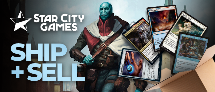 Introducing Star City Games Ship + Sell Program!