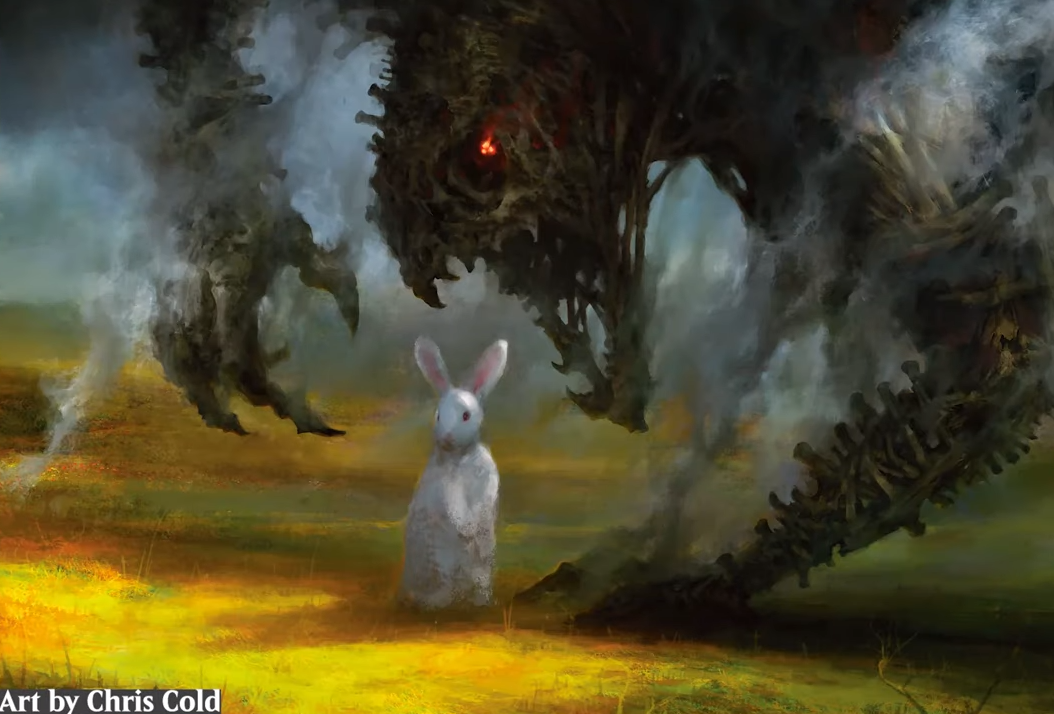 Good Morning Magic Teases New Art From Commander Legends