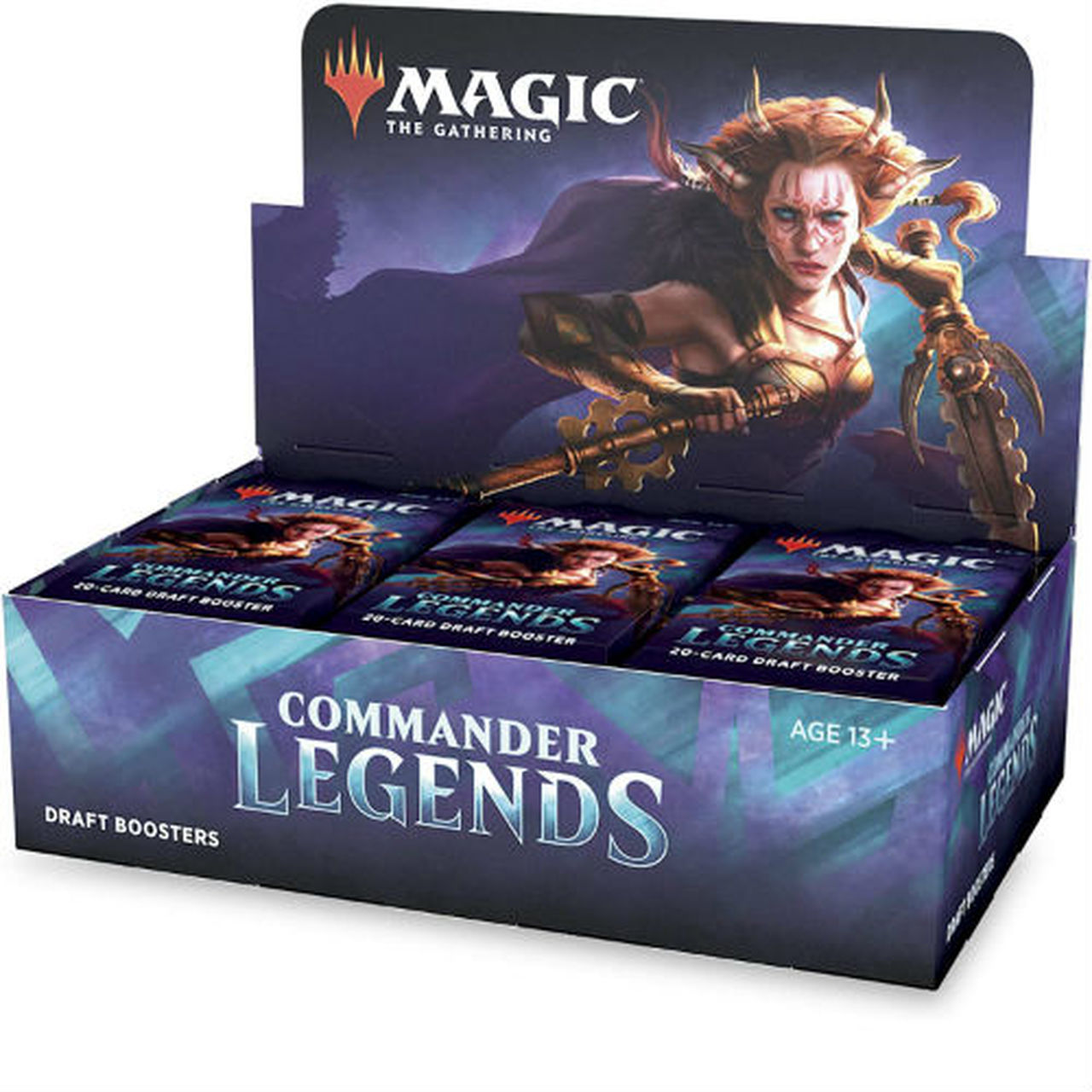 Good Morning Magic Details Mechanic That Almost Made It To Commander Legends