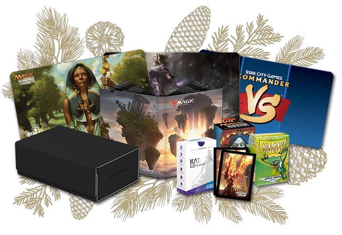 Save 25% On Gaming Supplies Through Monday!