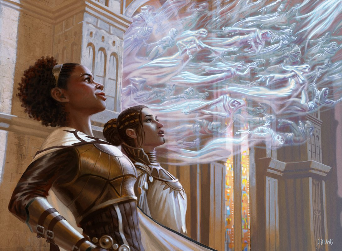 Commander Top 10: Ghen, Arcanum Weaver