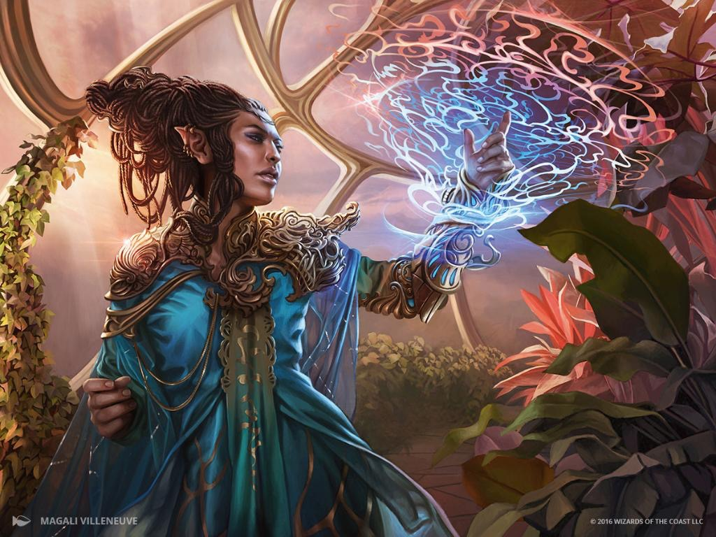 How To Draft With Rashmi, Eternities Crafter In Kaladesh Remastered