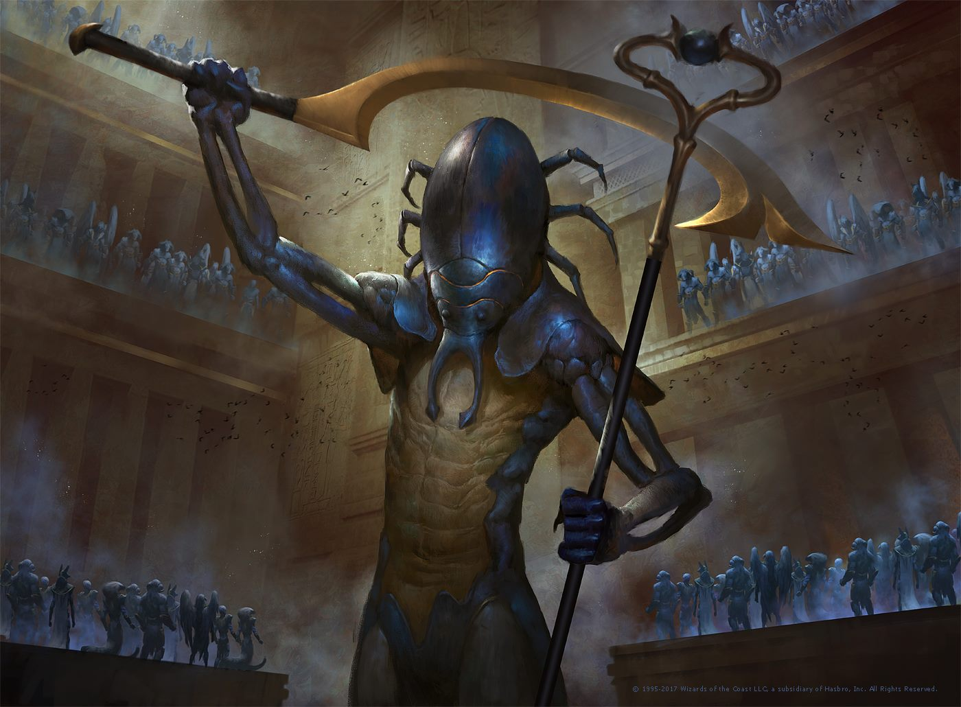 The Scarab God Returns In Dimir Control For Historic