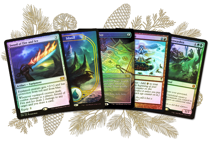 Save 25% On Magic The Gathering FOILS Through Monday!