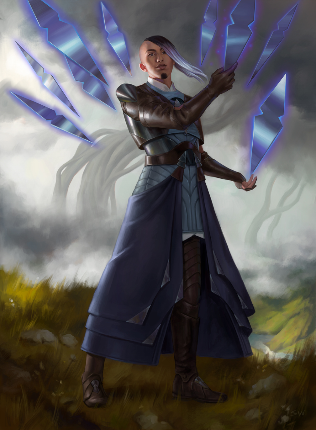 A Lot Is Riding On Niko Aris For Azorius Control Fans In Kaldheim Standard