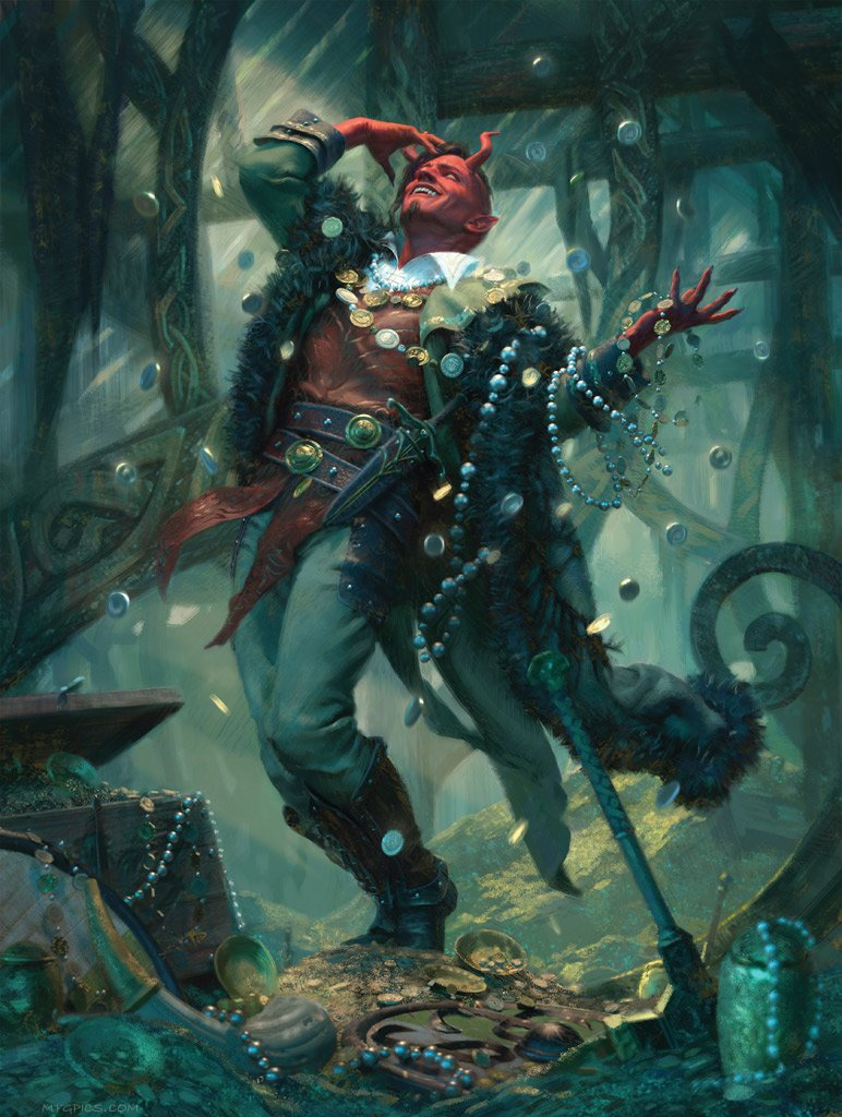 The 540: Top 5 Kaldheim Cards For Cube