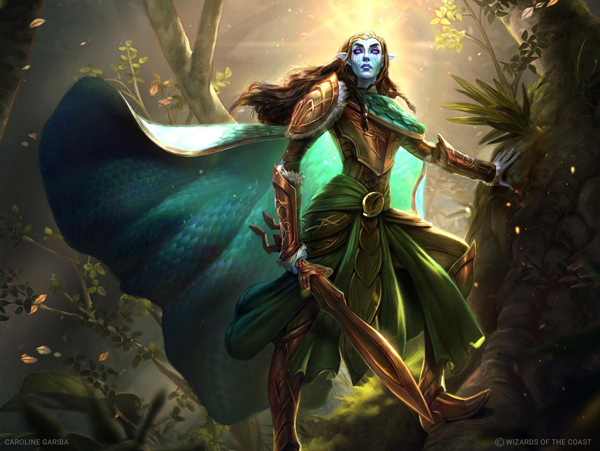 WotC Reveals Contents of Kaldheim Commander Decklists