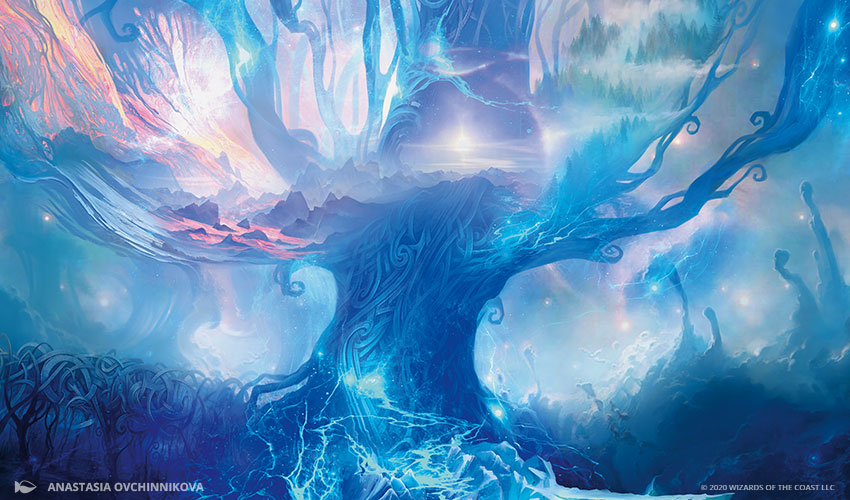 Good Morning Magic Explains Why The World Tree Isn't Legendary