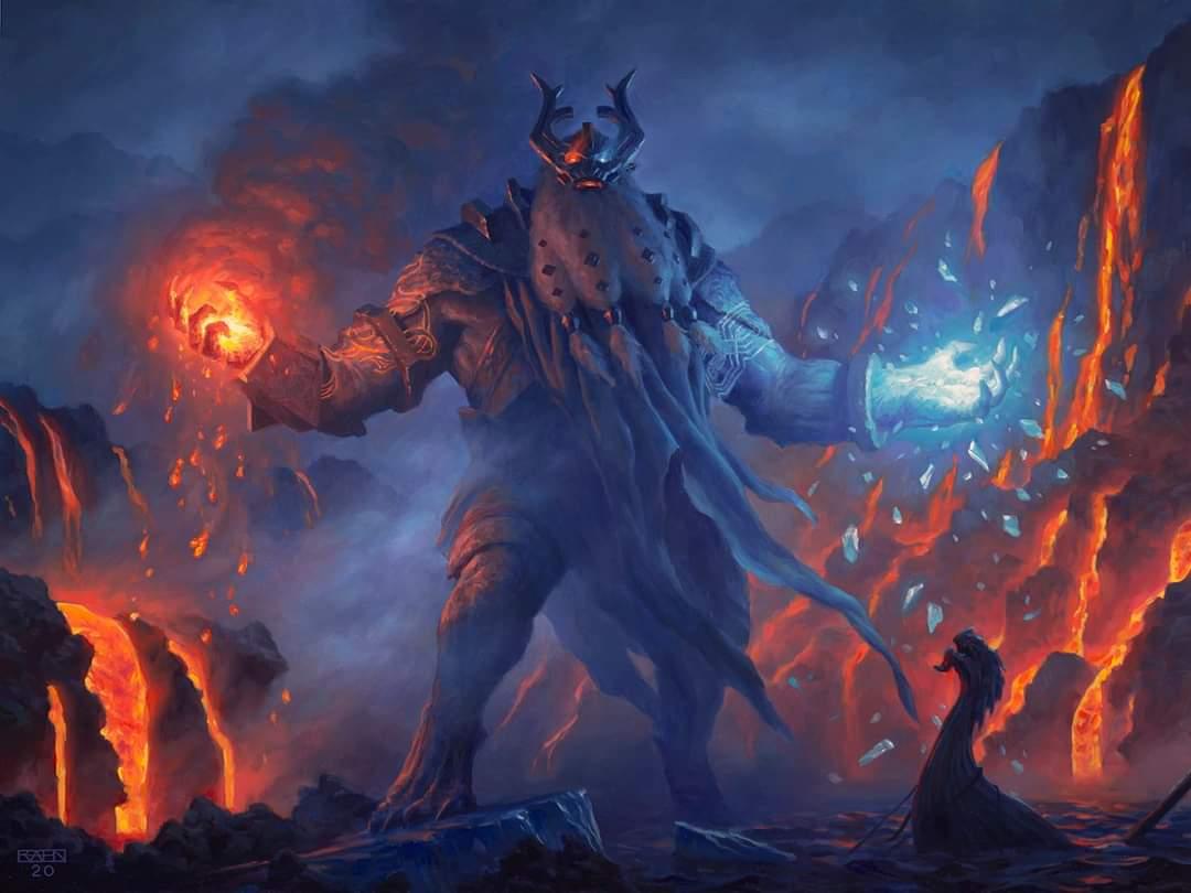 Commander Top 10: Aegar, The Freezing Flame