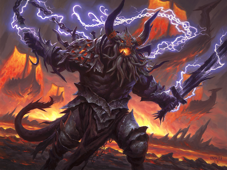 Good Morning Magic Breaks Down Kardur, Doomscourge Commander Deck