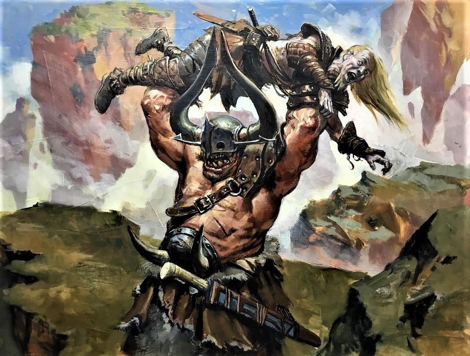 Understanding Naya Fury And The New Adventures Decks Of Kaldheim Standard