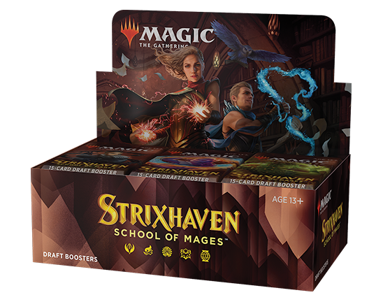 Strixhaven Prerelease Packs Will Feature College Alignment Themes