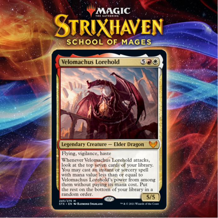 Meet The Elder Dragon That Founded Strixhaven's Lorehold College
