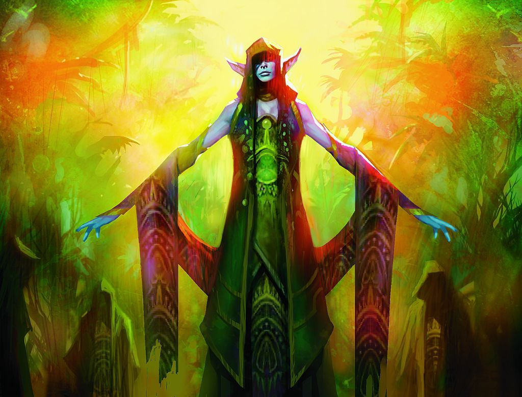 Elvish Visionary VS Elderfang Disciple: The Nature Of Card Advantage