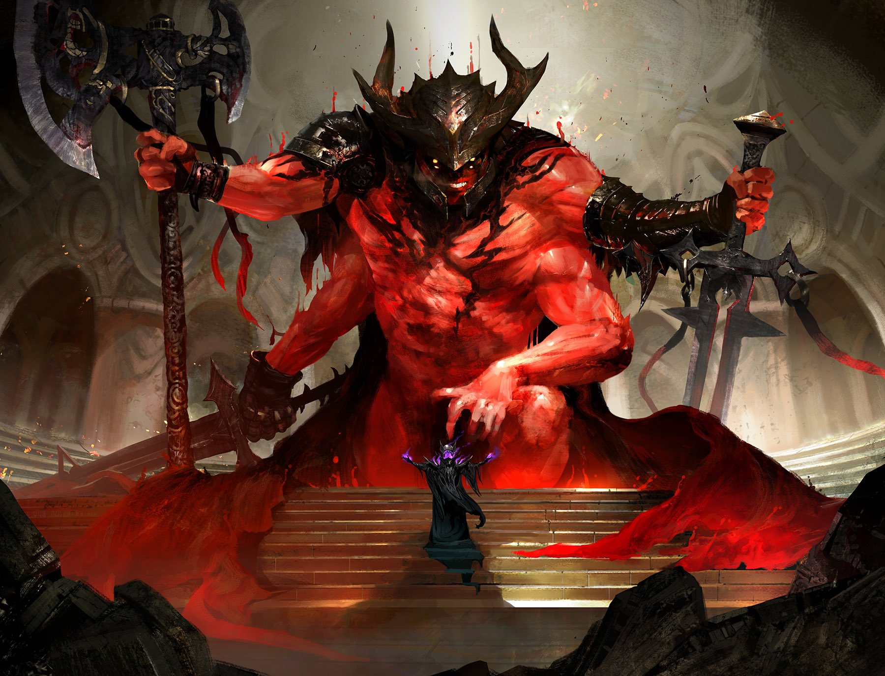 Awaken The Blood Avatar Will Bring Rakdos Back To Its Roots